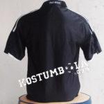 Kaos Futsal Tim PDAM Bekasi tampak belakang