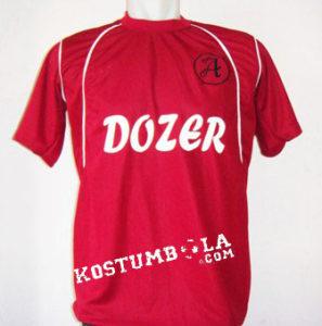 kaos Futsal Tim Dozer