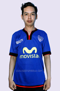 Kostum futsal Team Movistar