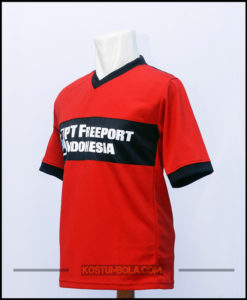 Jersey Bola PT Freeport