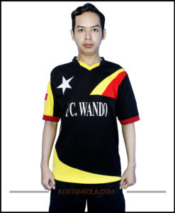 Kaos Bola FC Wando